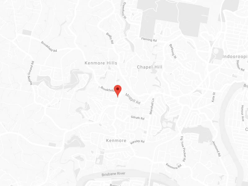 kenmore-lawyers-qld-hawthorn-cuppaidge-badgery-location-map